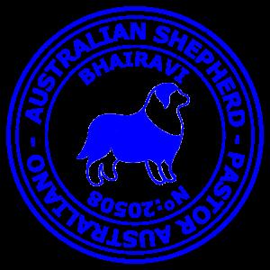 Logo de Bhairavi Pastor Australiano